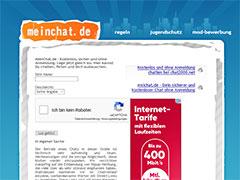 Partnersuche bei MeinChat